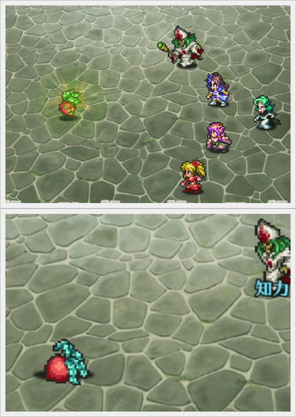 サガフロ発売記念4
