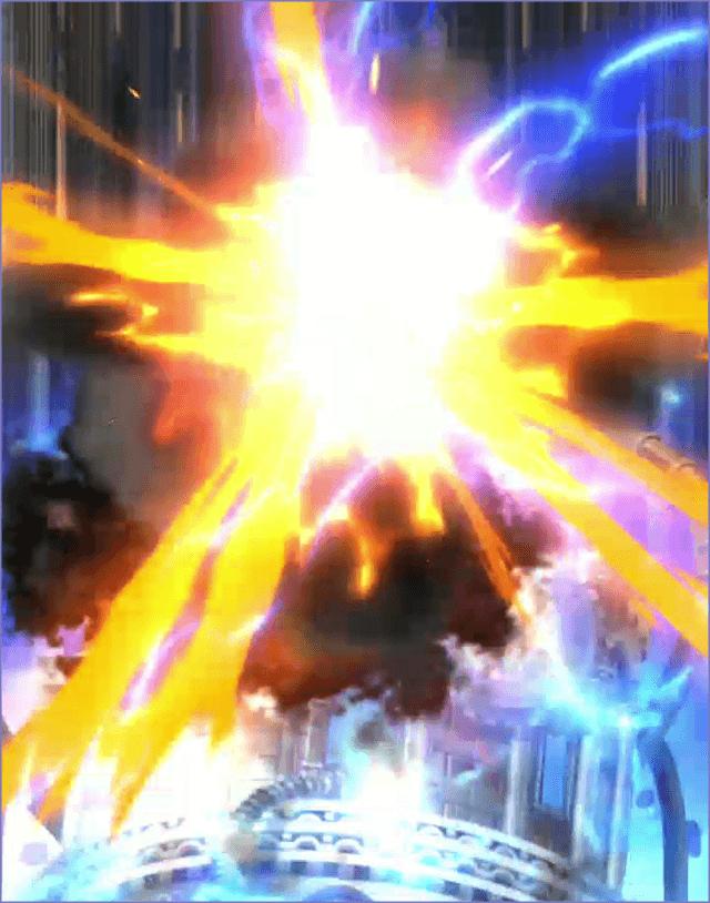 ガチャ爆発